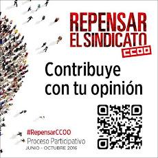 """Encuesta a los afiliados de CCOO """"Repensar el Sindicato"""""""