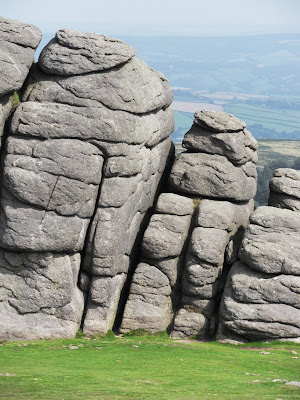 Haytor on Dartmoor, Devon