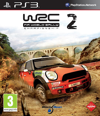 WRC 2: FIA World Rally Championship PS3