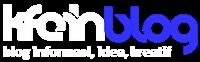Kfein Blog | Blog Informasi, Idea, Kreatif
