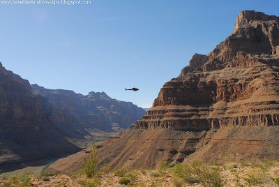 grand canyon helicopter tours from las vegas reviews