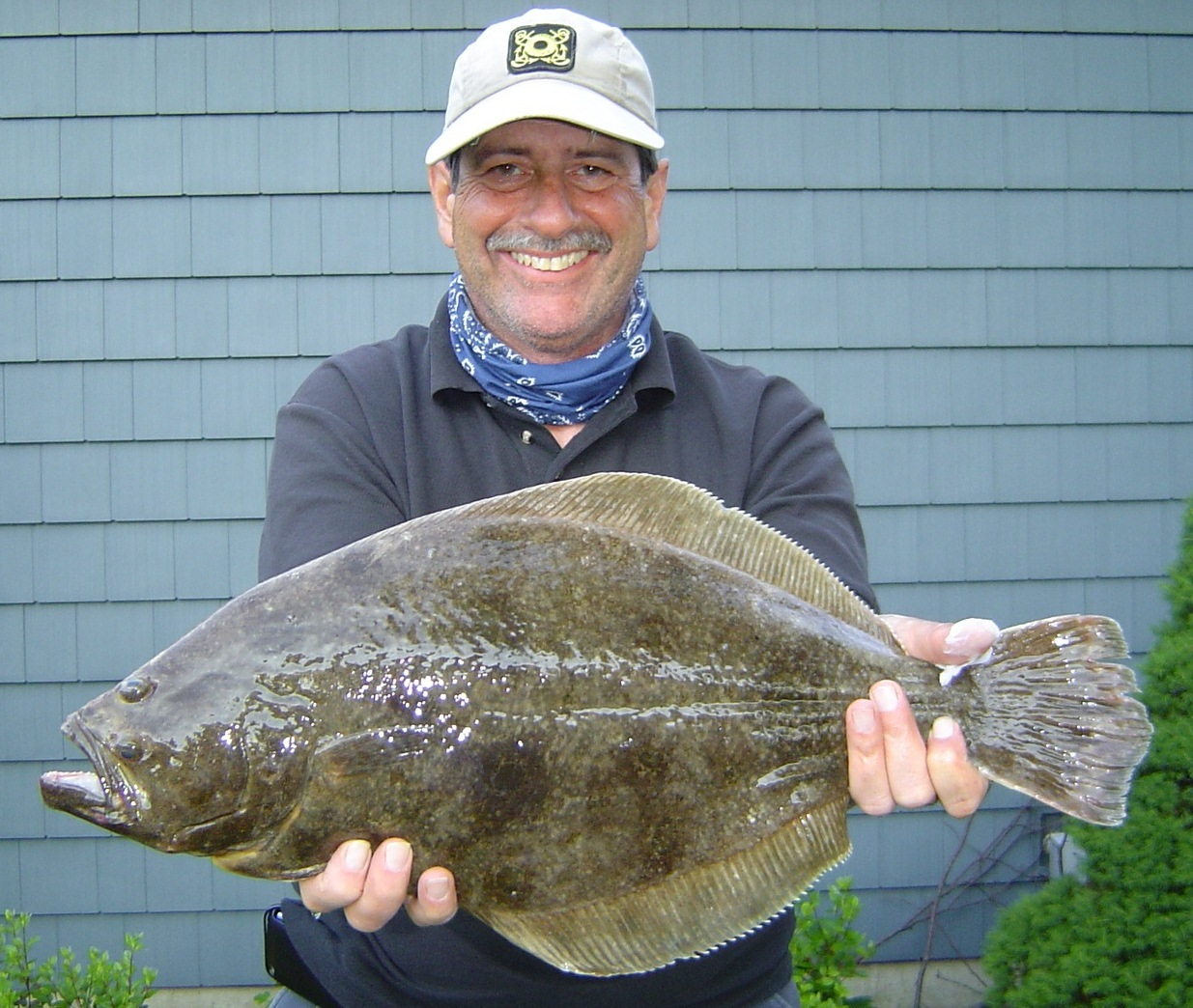 No fluke fishing wicked tuna captains at saltwater for Tuna fishing show
