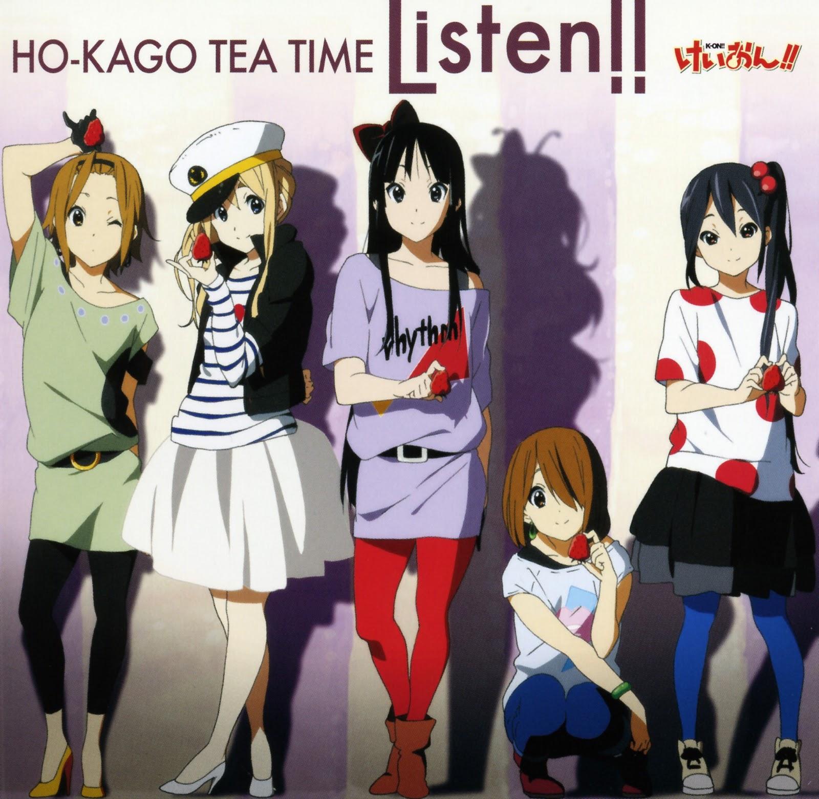 K-ON Listen