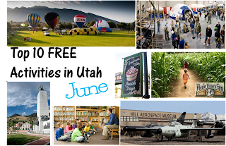 Utah Free Activities June Salt Lake City Free Activities