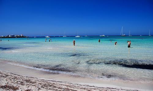 Балеарские острова, нудисты, блог, вилла, отдых, пляж. Es Trenc, нудистски