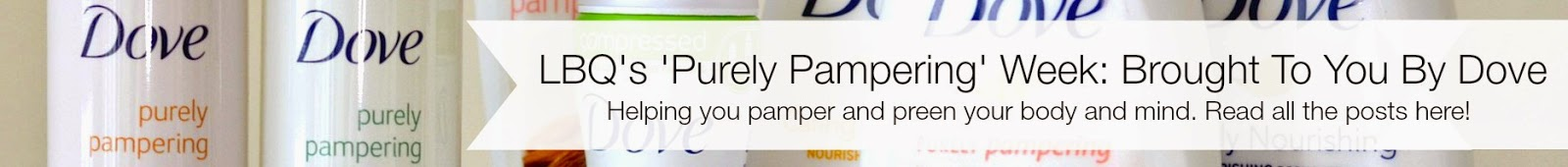 http://www.londonbeautyqueen.com/search/label/Purely%20Pampering%20Week
