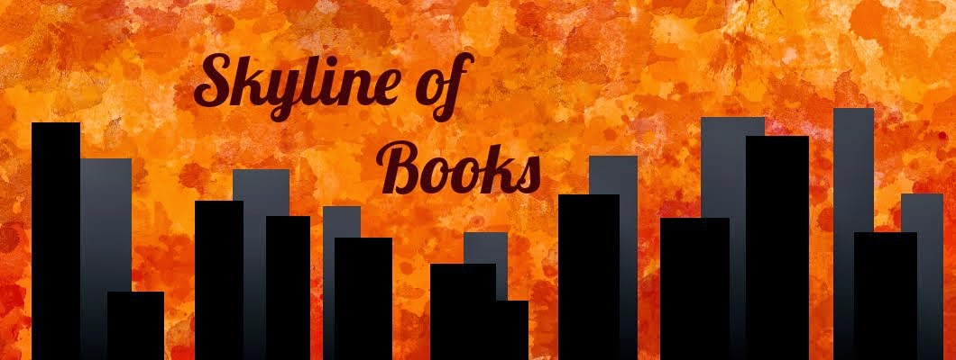 Skyline Of Books