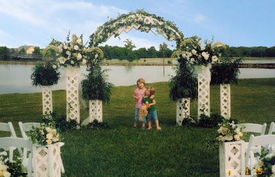 Amazing Outdoor Wedding Decoration Ideas