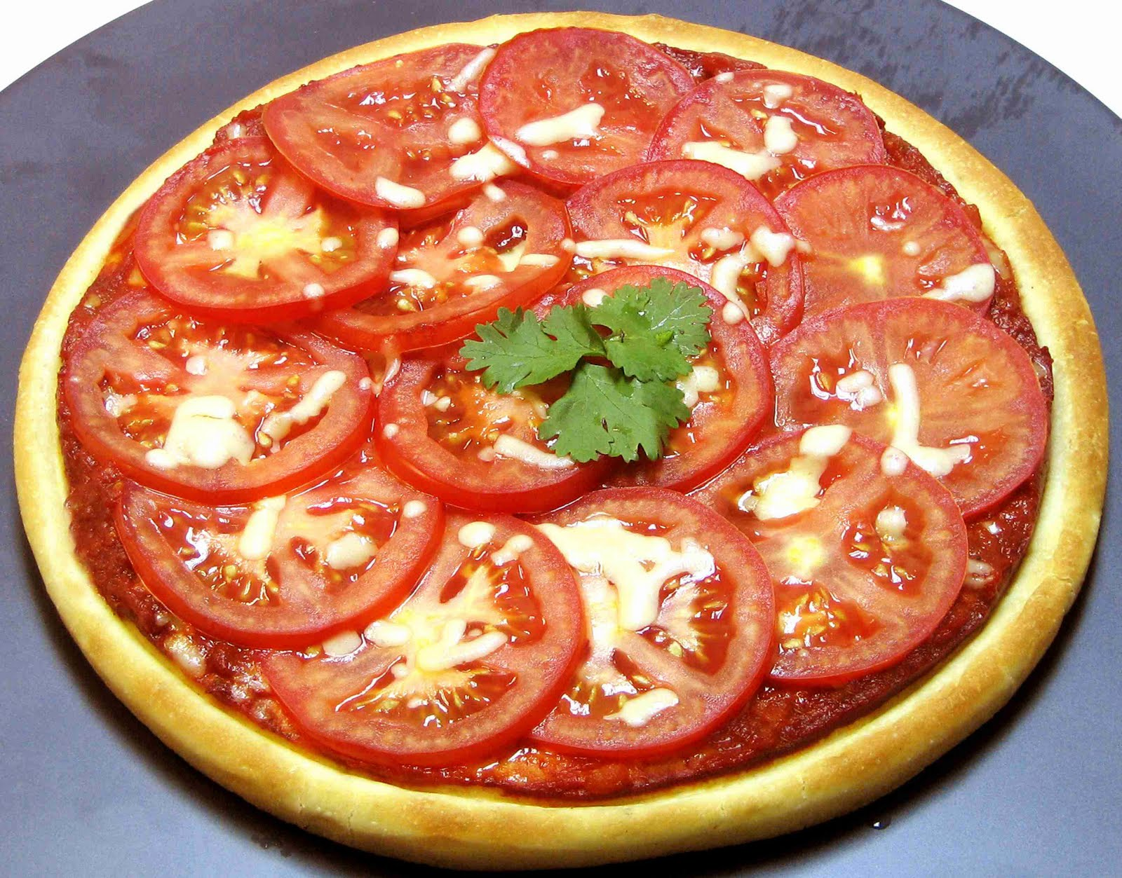 Margherita Pizza | spinfaya.blogspot.com - Food Recipes, Meal ideas ...