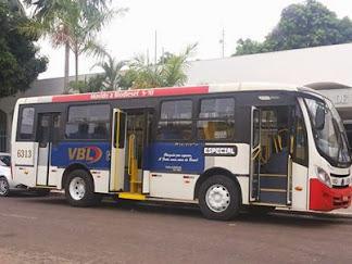 VBL começa a implantação de câmera de seguranças em sua frota de ônibus