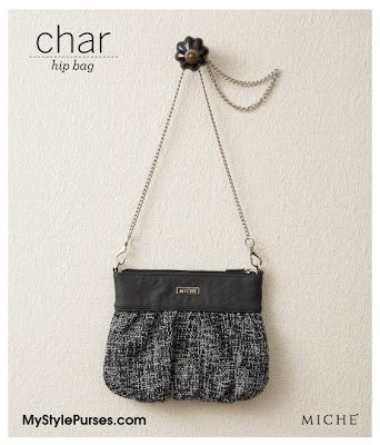 Miche Char Hip Bag ~ November 2012 ~ Miche Cherish Winter Catalog