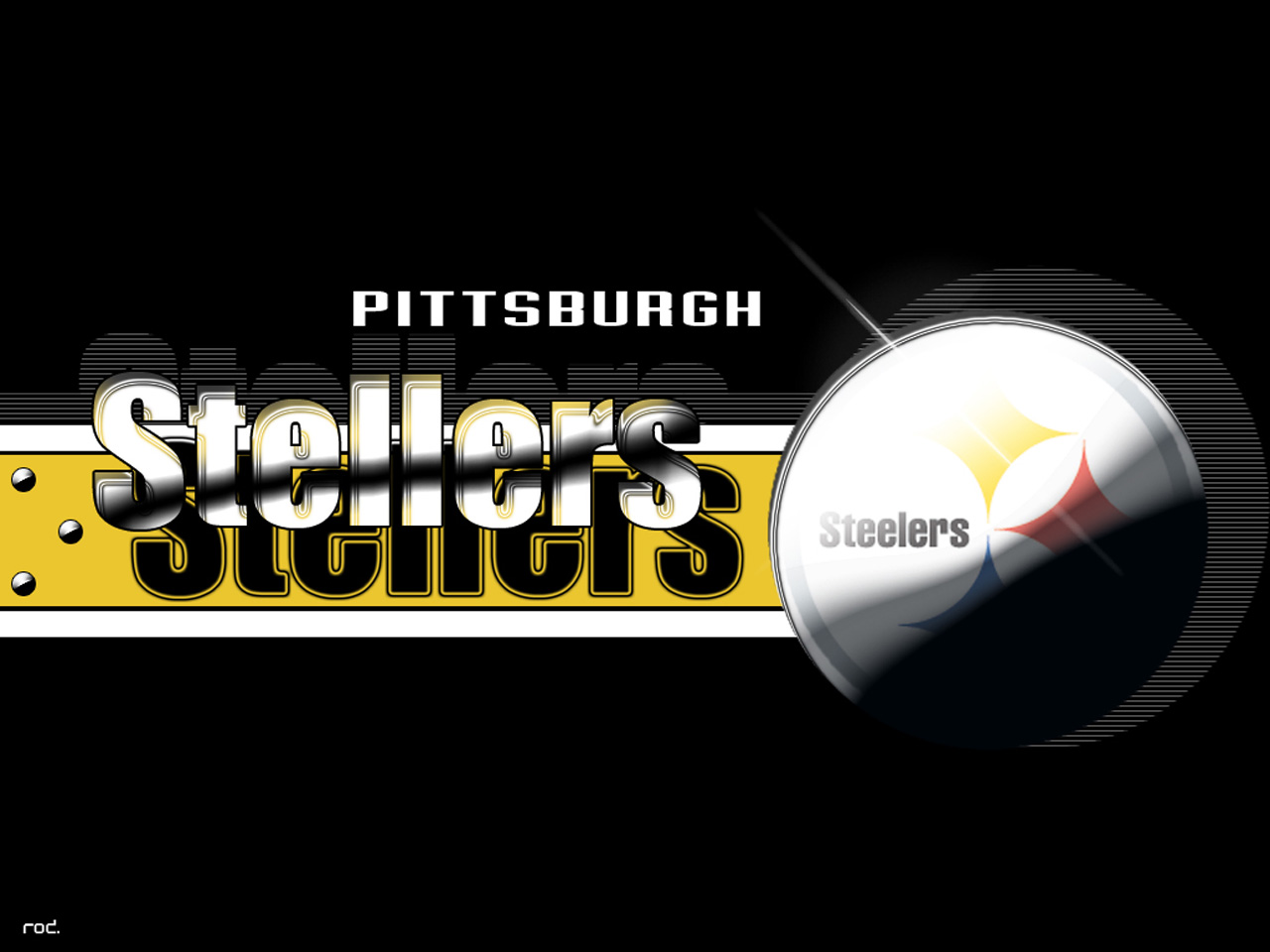 Adam Croasdell Steelers Wallpaper 2009