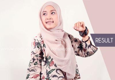 Cara Memakai Jilbab Segi Empat Super Cepat Wanita Karir