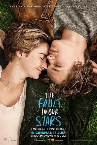 """FAULT IN OUR STARS"" the Movie"