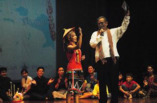 Festival Budaya Nusantara Kawasan Perbasatan, Wujud Jatidiri Bangsa
