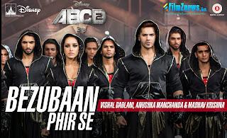 Bezubaan Phir Se – Disney's ABCD 2 Movie Song