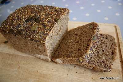 The Village Bakery - Rye Bread