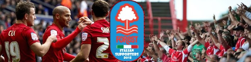Nottingham Forest Italian Supporters