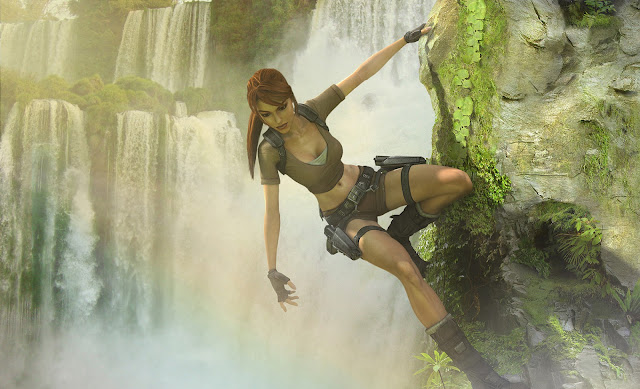 tomb raider legend game