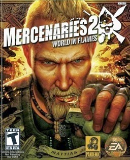Mercenaries 2 World In Flames Game