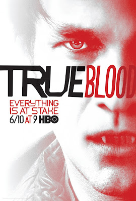 True Blood Season 5 Character Movie Posters - Stephen Moyer as Bill Compton