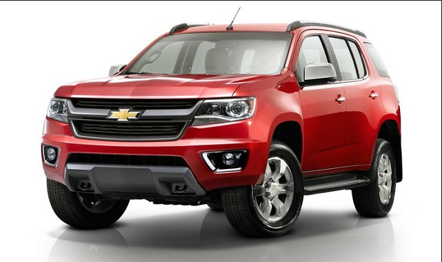 2018 Chevy Blazer K-5 Specifications, Powertrain and Price – Vehicle ...