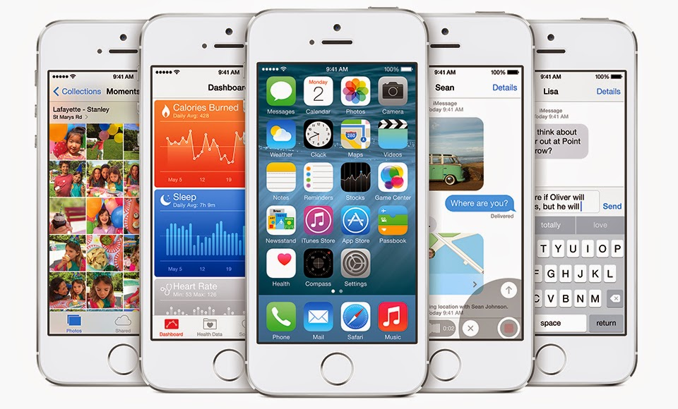 Apple iOS 8 release