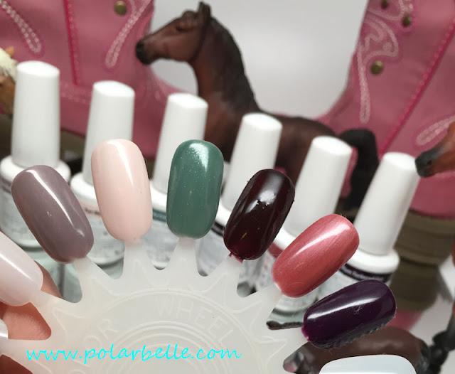 gel polish, nail art, Morgan Taylor