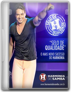 Capa Harmonia do Samba   Selo de Qualidade   DVDRip