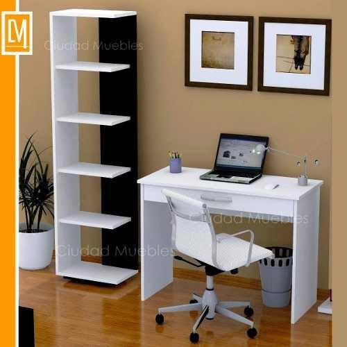 Muebles de melamine y madera en general escritorios modernos for Muebles de escritorio modernos para casa