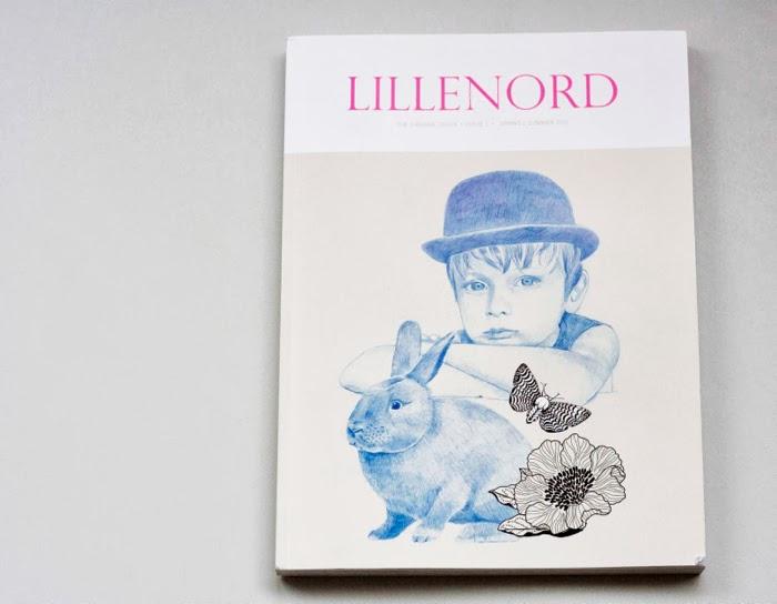LilleNord magazine cover