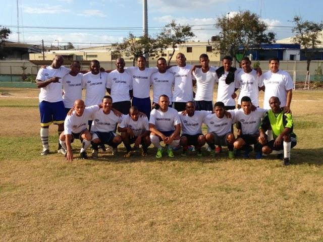 Leones  y Caribe diputarán III Copa Balompié Dominicano