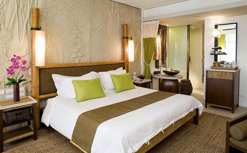 Dormitorios con estilo e inspiraci n asi tica decoraci n for Cuartos de bano estilo zen