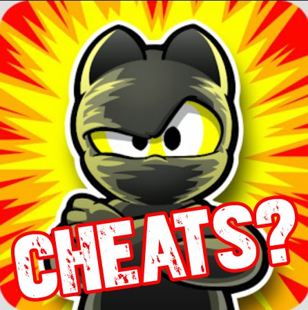 Ninja Hero Cats cheats.
