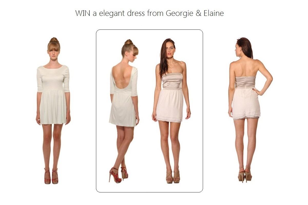 Georgie & Elaine, Devin VanderMaas, giveaway, win