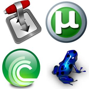 iconos programas torrents