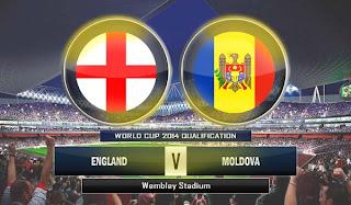 Inggris vs Moldova