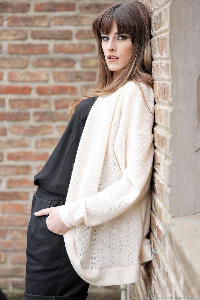 Moda primavera verano 2016 ropa de mujer Empatía sacos.