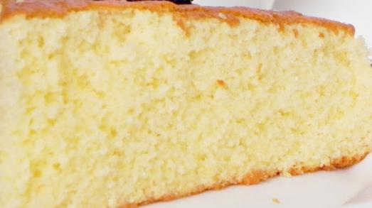 bimby, torta soffice al latte caldo