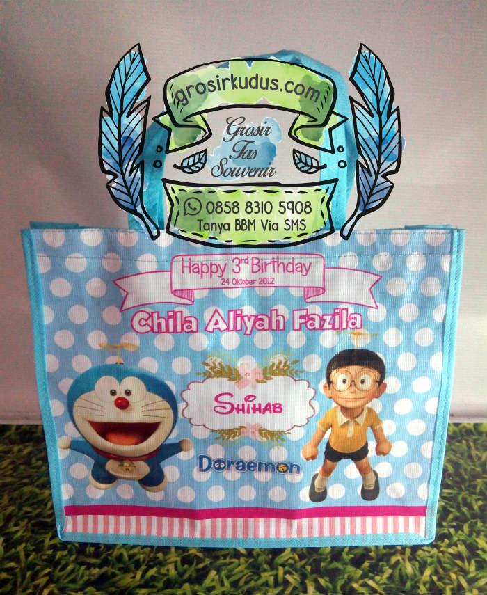Tas Ulang Tahun Murah Doraemon