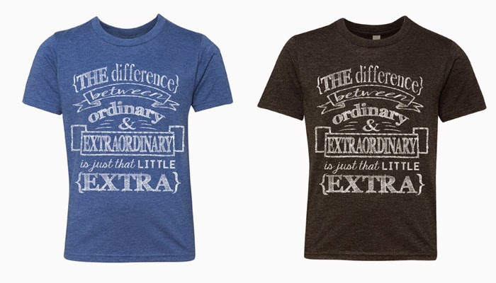 Extraordinary Youth Triblend T-shirt