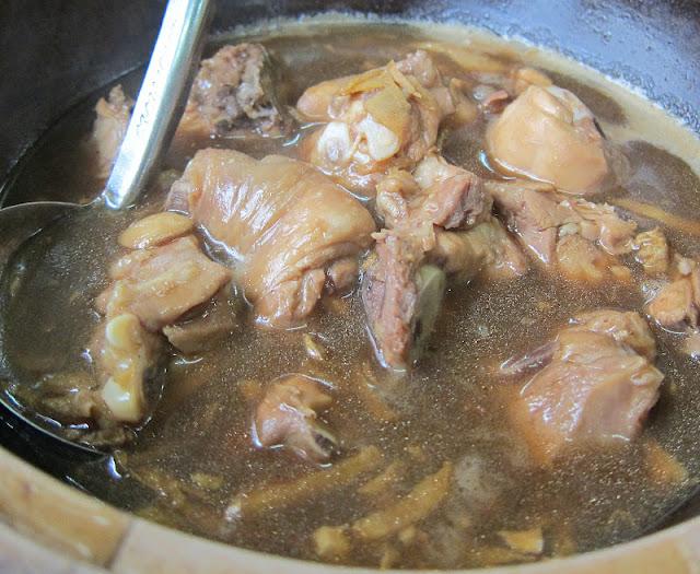 Sesame-Oil-Chicken-Ah-Soon-Bak-Kut-Teh-Sri-Tebrau-Johor-Bahru-麻油鸡