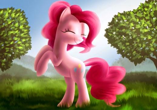 I find your lack of Pinkie Pie disturbing