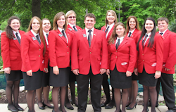 2015-2016 Missouri State Officers