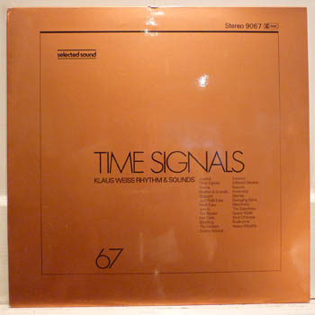 Klaus Weiss Time Signals