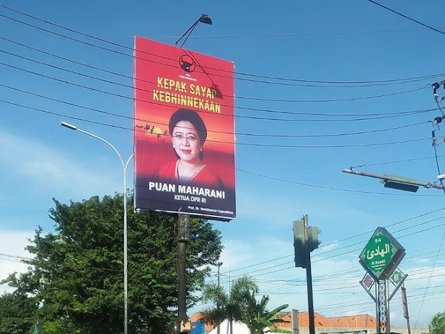 Baliho Puan Masif, Ganjar Ditegur Megawati, Pengamat: Skenario PDI Perjuangan Semakin Jelas | LihatSaja.Com