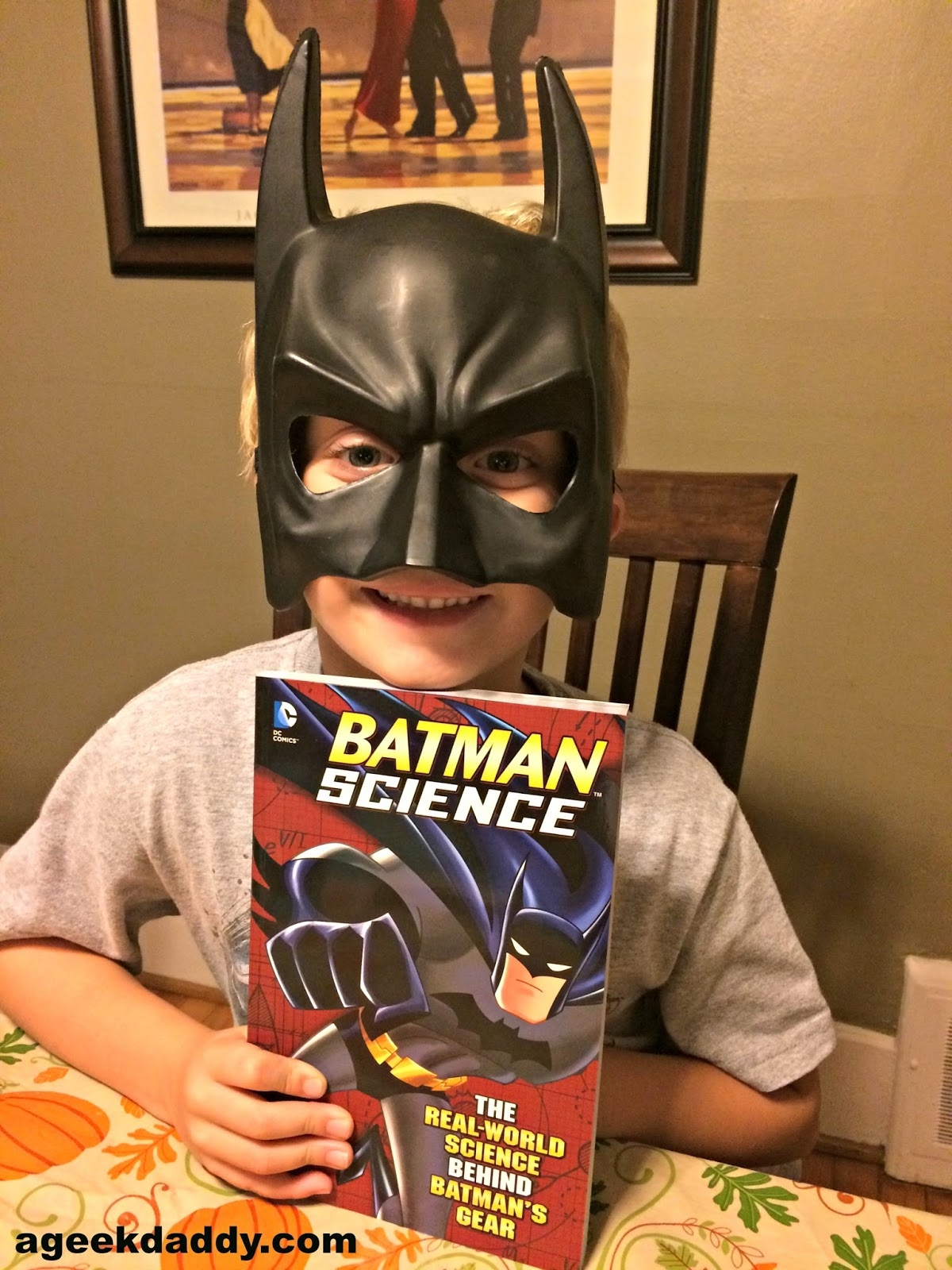 A GEEK DADDY: Capstone Publishing Transports Young Readers Into ...