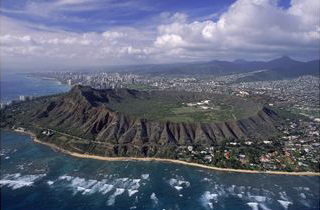 The Grand Daddy Of All Hikes Is Diamond Head. The Military First Used The  Crater For Storage And The Crest As An Outlook.