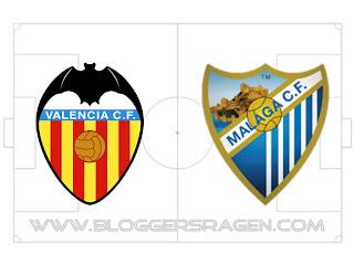 Prediksi Pertandingan Malaga vs Valencia
