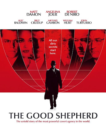 The Good Shepherd 2006 Poster